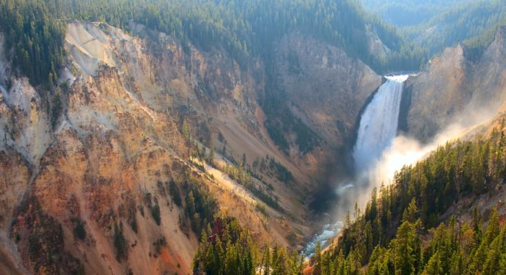 Wyoming Waterfalls