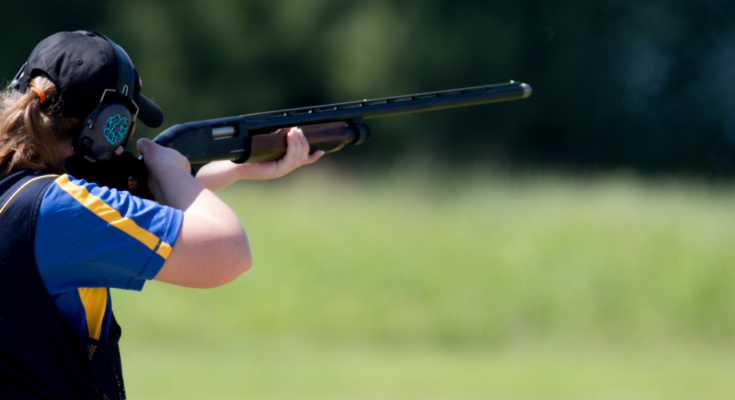 sporting clays shooting featured image