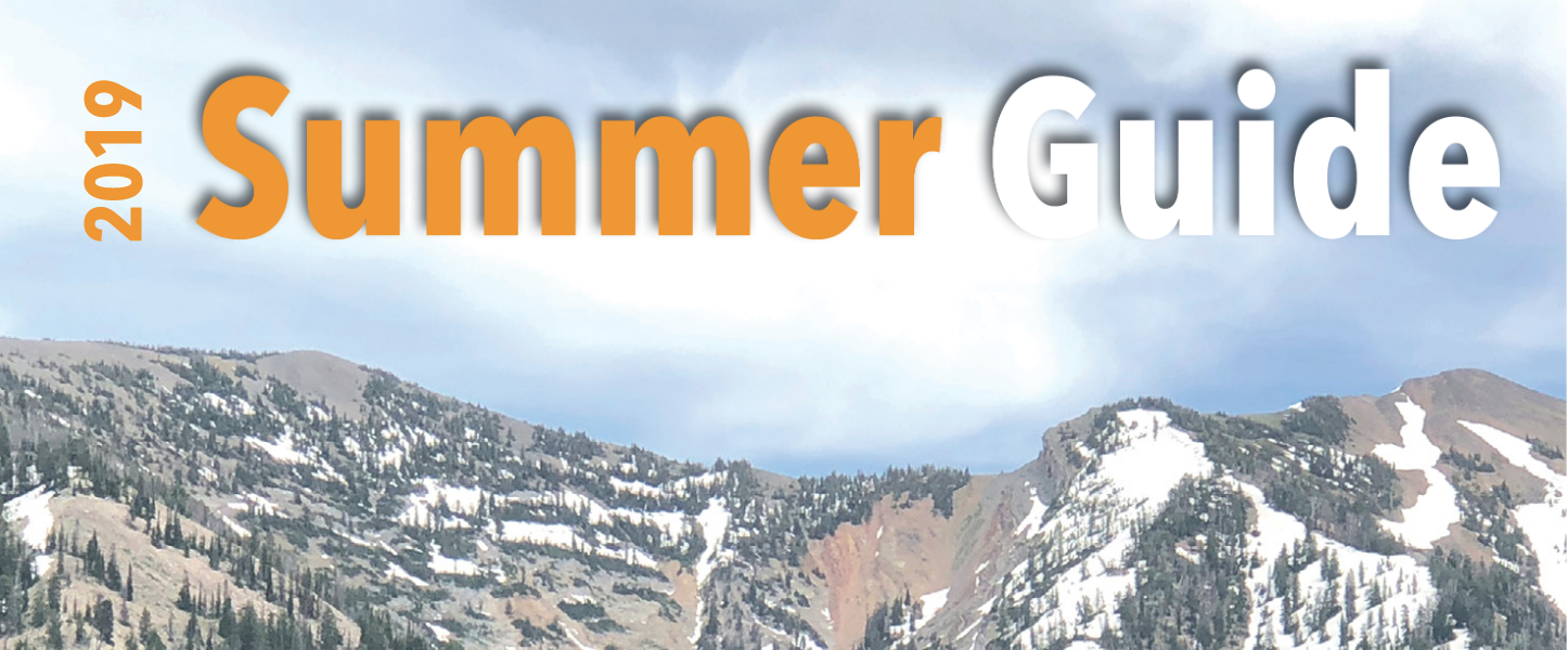 2019 Summer Guide