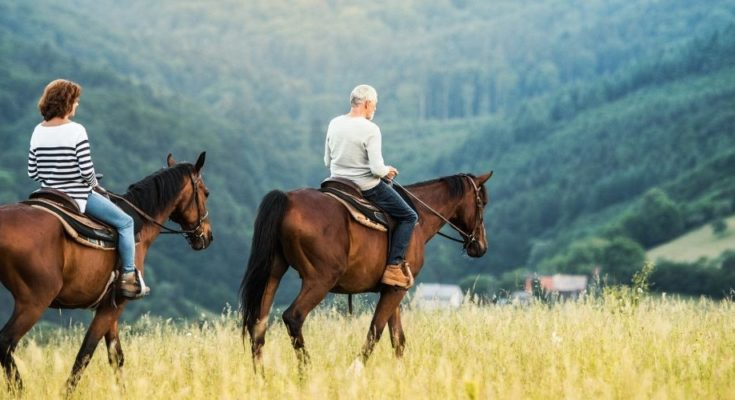5 Breathtaking Horseback Riding Spots in Wyoming