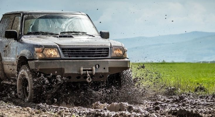 A Few Basic Off-Roading Tips for Beginners