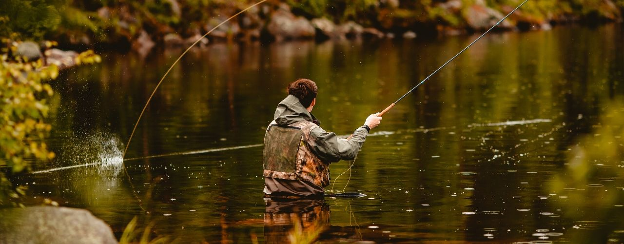 The Physical and Mental Health Benefits of Fly Fishing