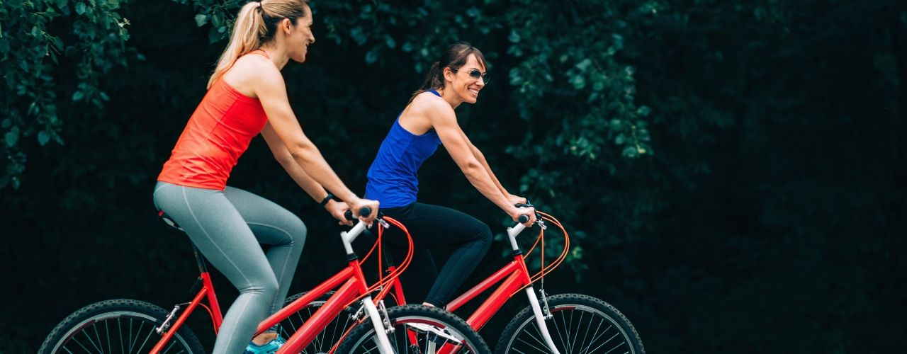 The Benefits of Cycling for Women