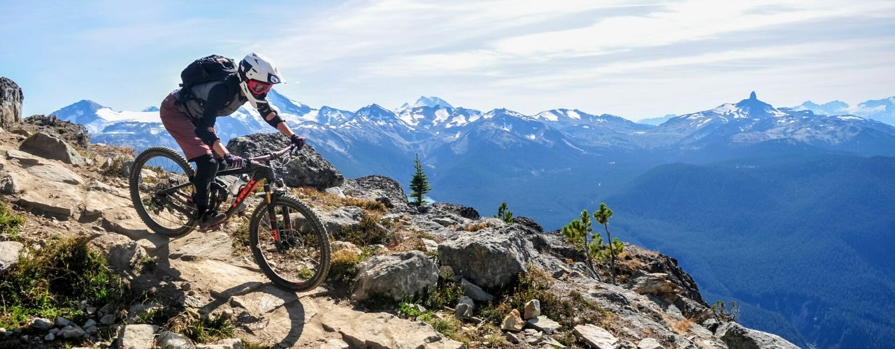 Ways to Improve Mountain Biking Skills