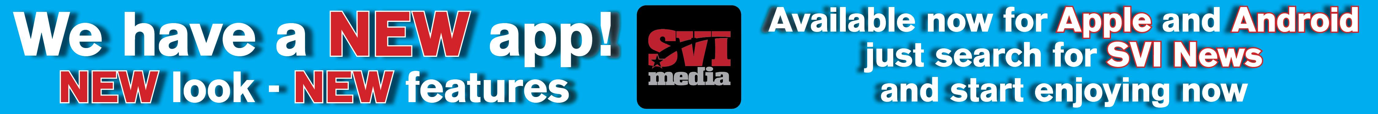 New SVI App