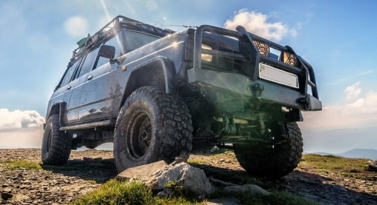 5 Common Off-Road Problems You May Face
