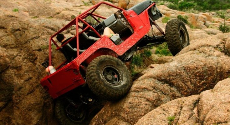 Best Jeep Mods for Rock Crawling