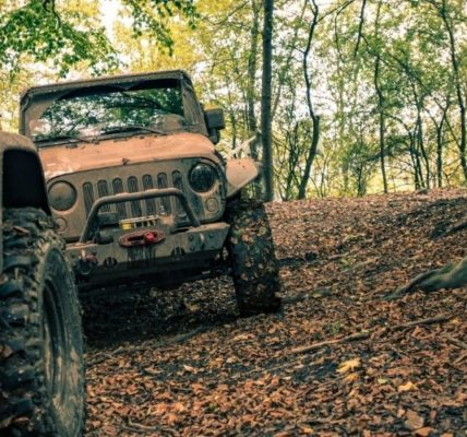 Common Types of Vehicle Damage Caused by Off-Roading
