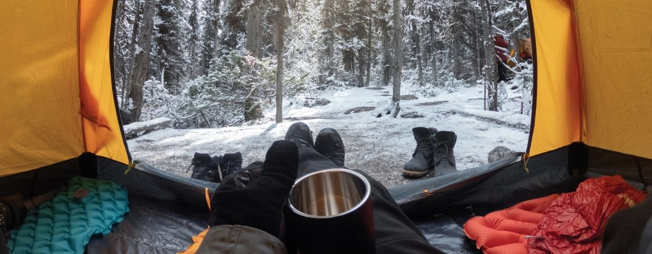 3 Helpful Tips for Camping in the Cold