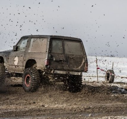 Off-Roading in the Winter: Best Places To Go