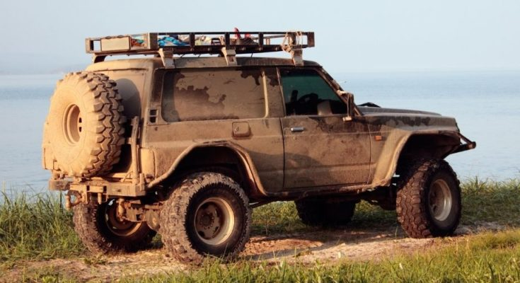 Riding Dirty: Best Trails for Mudding in America