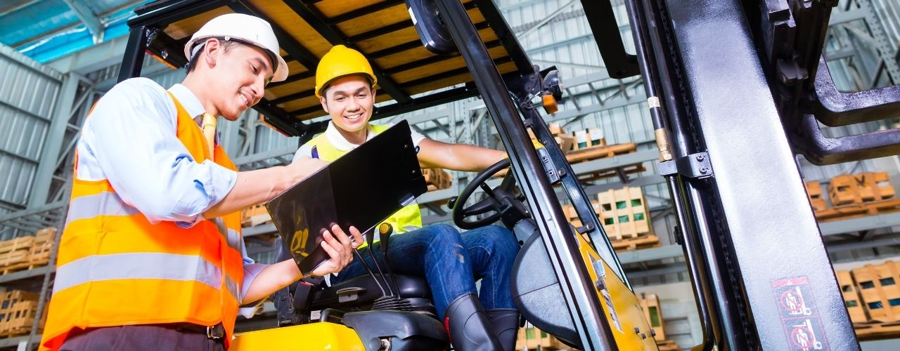 What To Know About The MSHA Forklift Test Certification