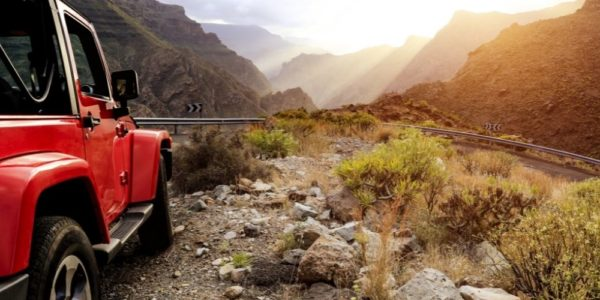 How To Stay Safe While off-Roading in Your Jeep Wrangler