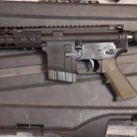 6.5 Grendel AR 15 Pistol