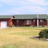 Home with Acres for Sale Fairview WY