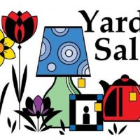 YARD SALE in Afton