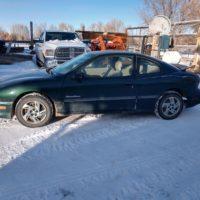 2002. Pontiac Sunfire