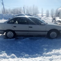 91Ford Tarus new radiator, power steering pump and passenger side Axel snow tires