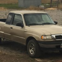 Mazda pickup for sale
