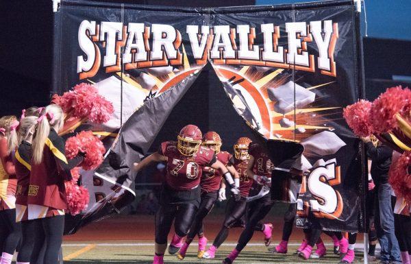 (Video) – Jackson vs Star Valley football highlights