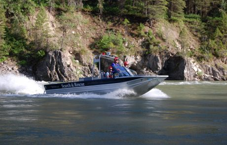 Officials seeking information about missing Snake River boaters