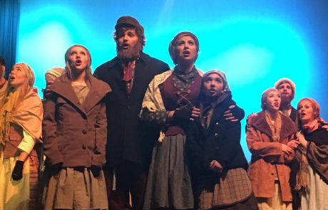 (Video) – SVHS Production of Fiddler on the Roof