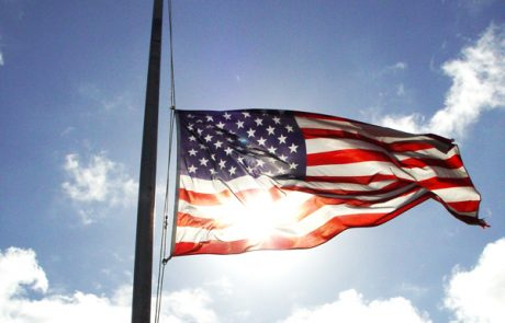 Flags to fly at half-staff in honor of Robert McKim