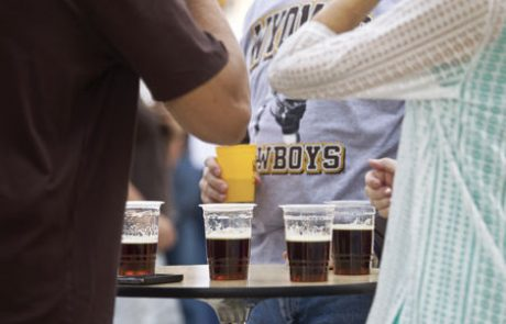 UW Athletics made $104,000 in alcohol sales