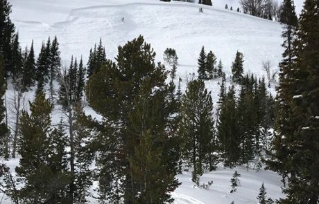 Commissary avalanche claims the life of Utah man