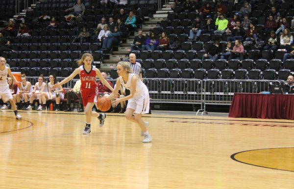 Lady Braves survive Rawlins in overtime to advance to 4th straight 3A semifinals