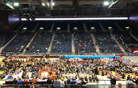 SVHS earns three state runner-up finishes at State Spirit competition