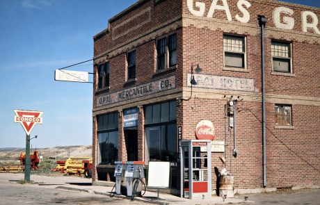 Historic Opal store to be ammunition factory