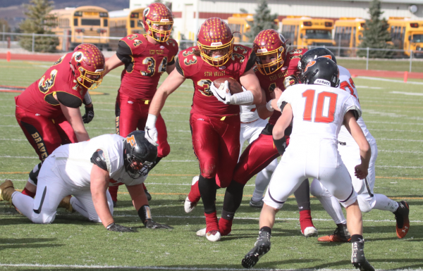 (Video Highlights) – Braves cage the Panthers 40-7