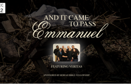 (Video) – And It Came To Pass, Emmanuel