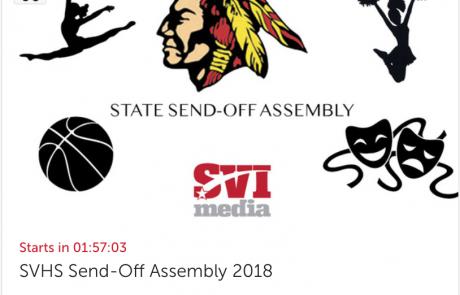 (Video) – SVHS Send-off Assembly