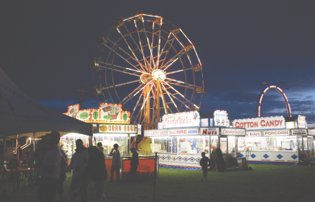 Lincoln County Fair Schedule: Thursday August 9
