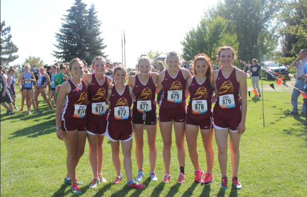 Distance Posse competes at Tiger-Grizz