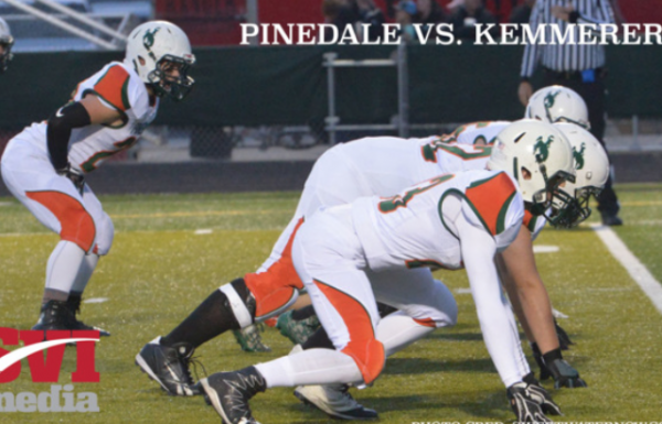 (Video) – Kemmerer Rangers @ Pinedale Wranglers Football; Friday at 7 p.m.