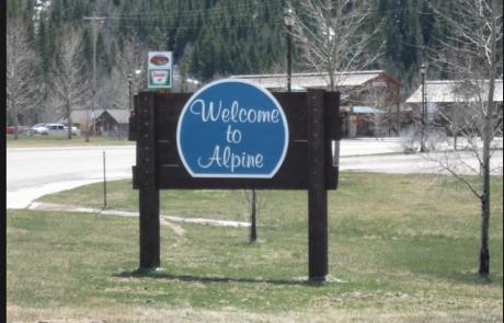 House District 22 Forum in Alpine tonight.
