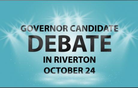 (Video) – 2018 Wyoming gubernatorial debate in Riverton: October 24, 2018