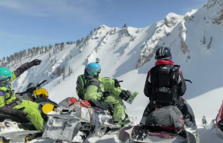 Greys River Ranger District Readies for Winter Recreation