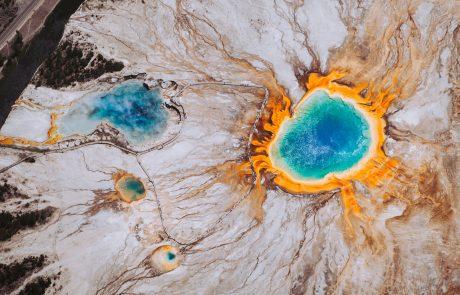 Yellowstone caldera calm despite reports