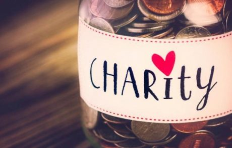 Utah and Wyoming rank among the most charitable states