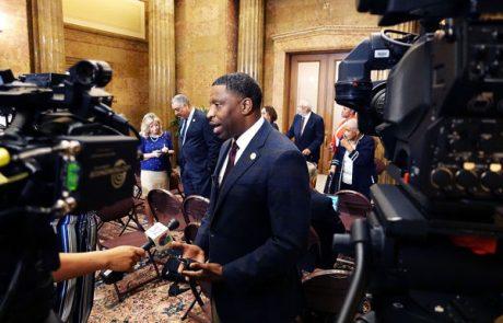 LDS Church, NAACP presidents meet, call for racial harmony