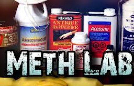 Mobile meth lab stopped near Idaho Falls