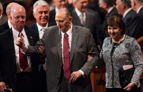 New York times issues response to complaints about President Monson obituary
