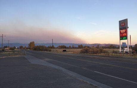 Numerous Interagency Resources Respond to New Fire Near Bridger Wilderness
